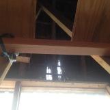 gat in het dak