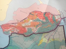 Geologische kaart