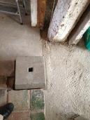 Een nieuwe betonpoer